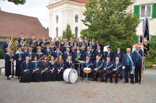Gartenfest Musikverein Steinhausen/Muttensweiler