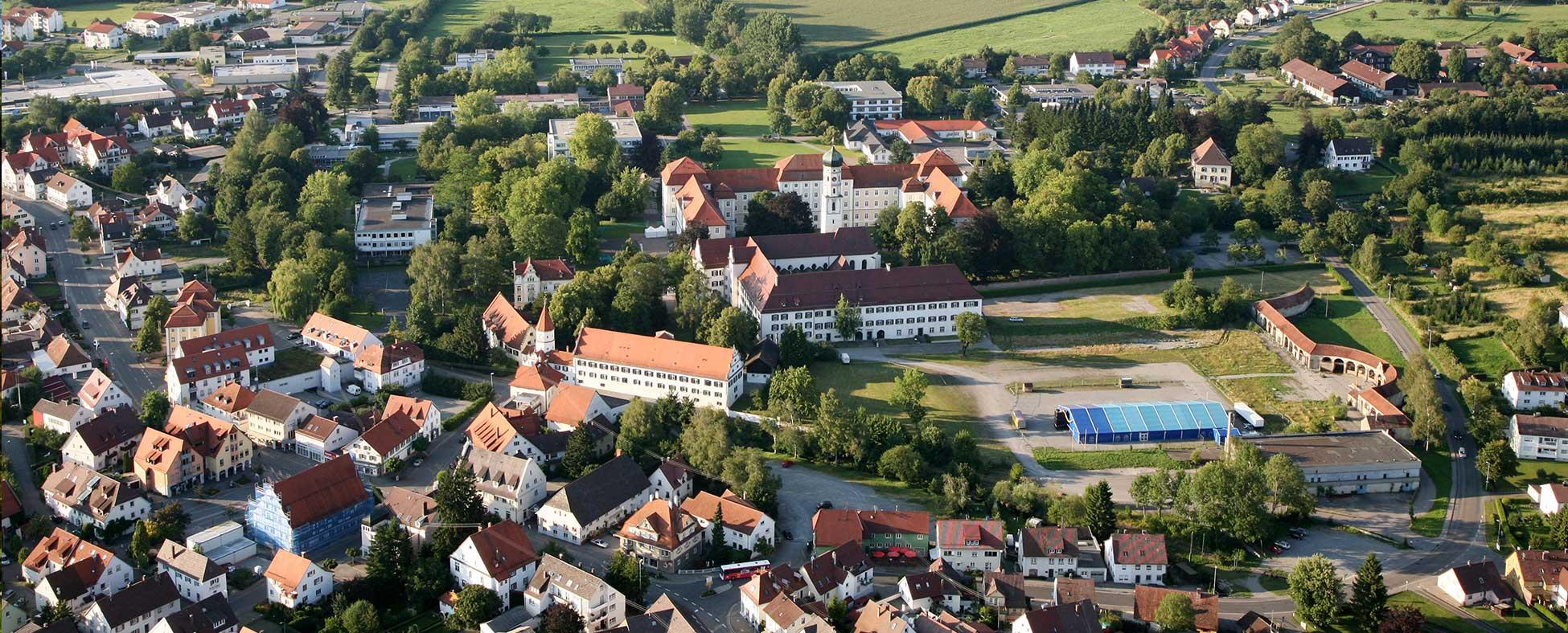 Stadt Bad Schussenried Unterkunfte